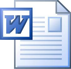 Word-File-Symbol